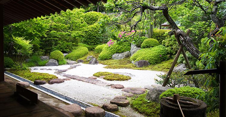庭づくり、作庭、造園 和風庭園・洋風庭園