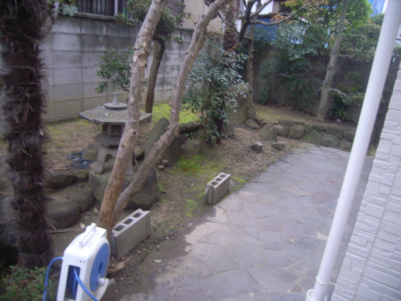 日本庭園プチリメイクのご依頼 BEFORE