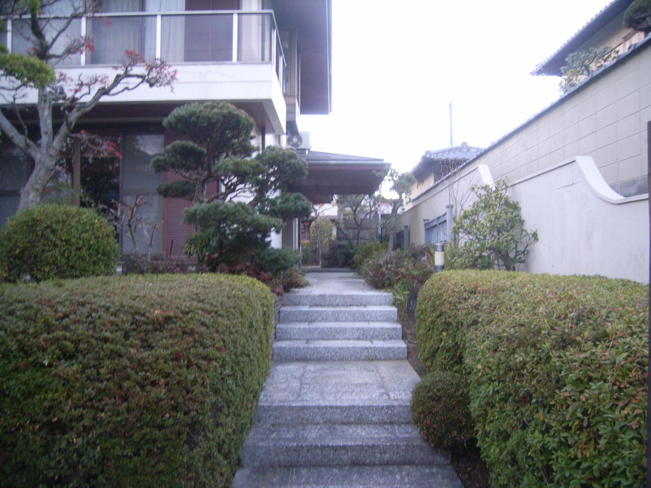 自然風庭園の剪定~四季折々の風が通り抜ける庭~ AFTER